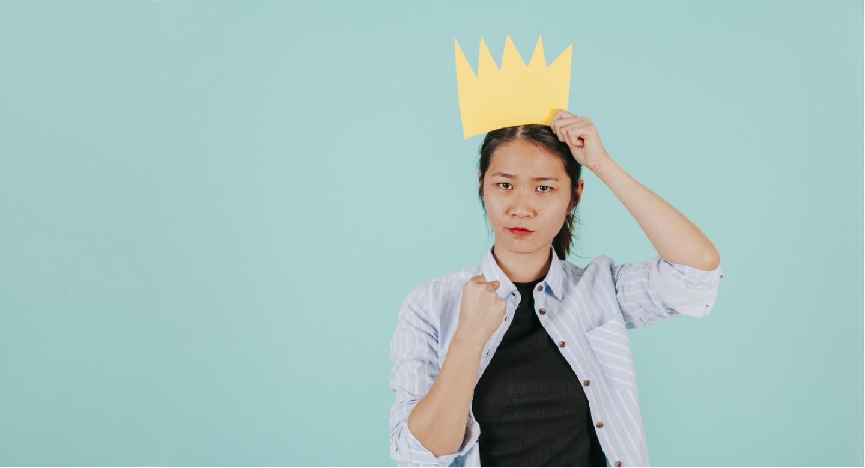 tiara you deserve