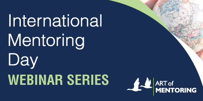 International Mentoring Day Webinar Series Title Image