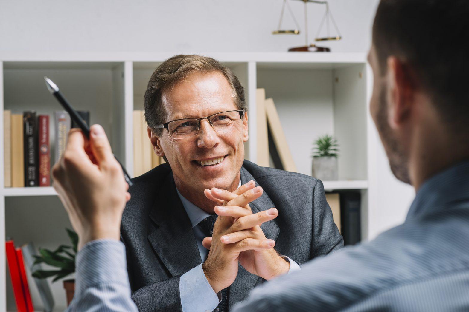 ethical mentoring man