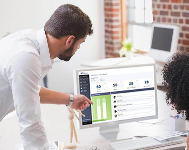 implementation & program management showing platform