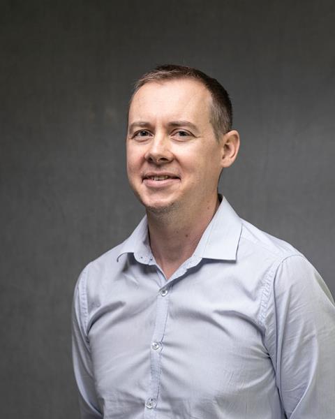 ben mewburn senior developer