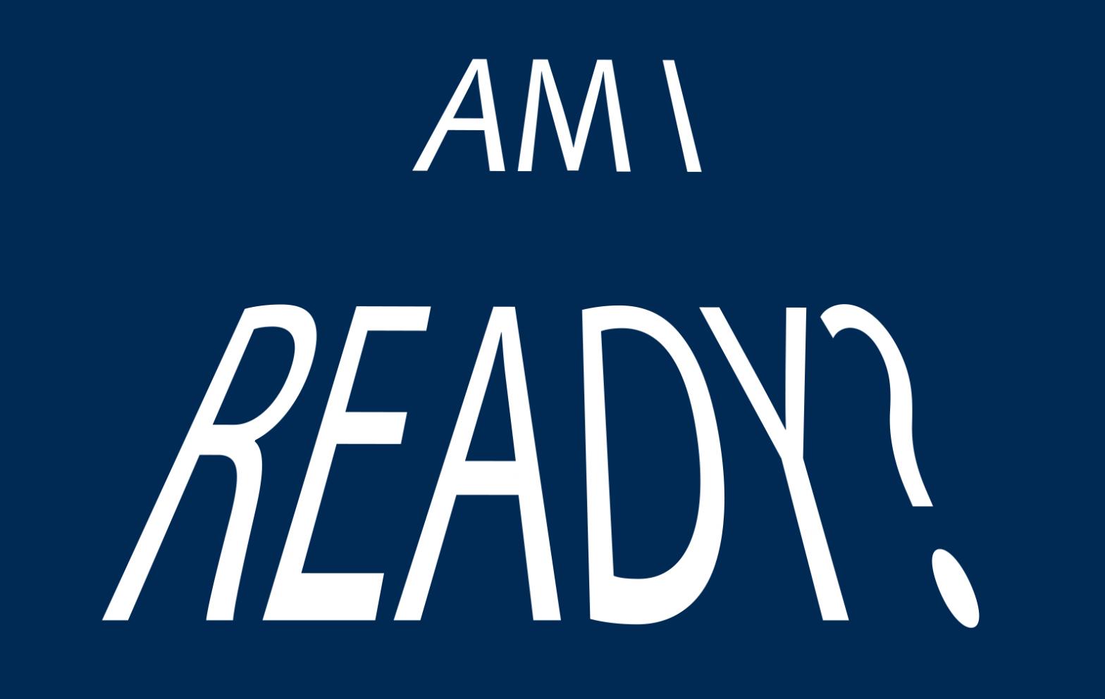 am I ready icon
